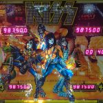 pinball hall of fame las vegas kiss game