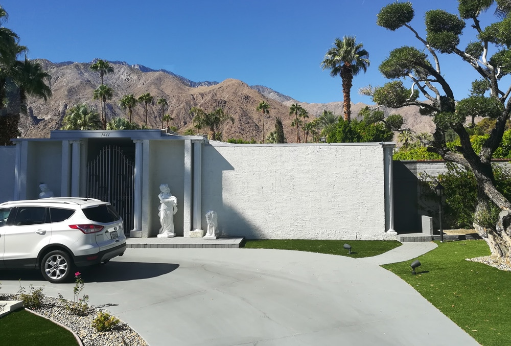 Celebrity tours in palm springs ca