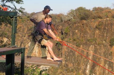 gorge swing freefall africa