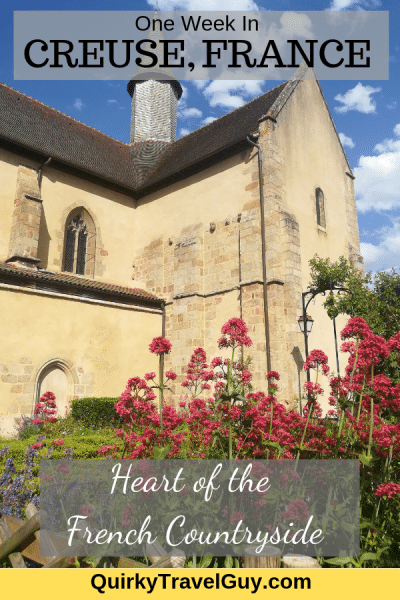 Complete Guide to Visiting Creuse, France