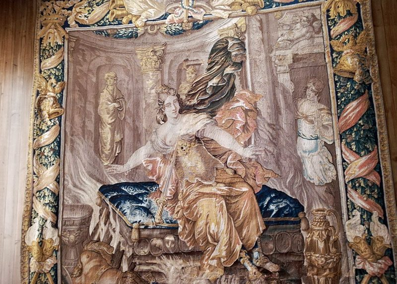 international tapestry museum aubusson