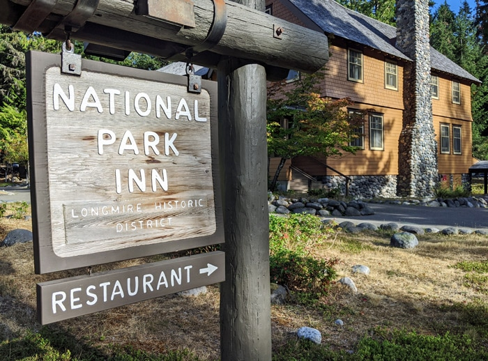 national park inn longmire